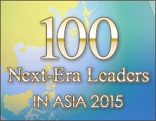 Next-Era Leaders IN ASIA 2015